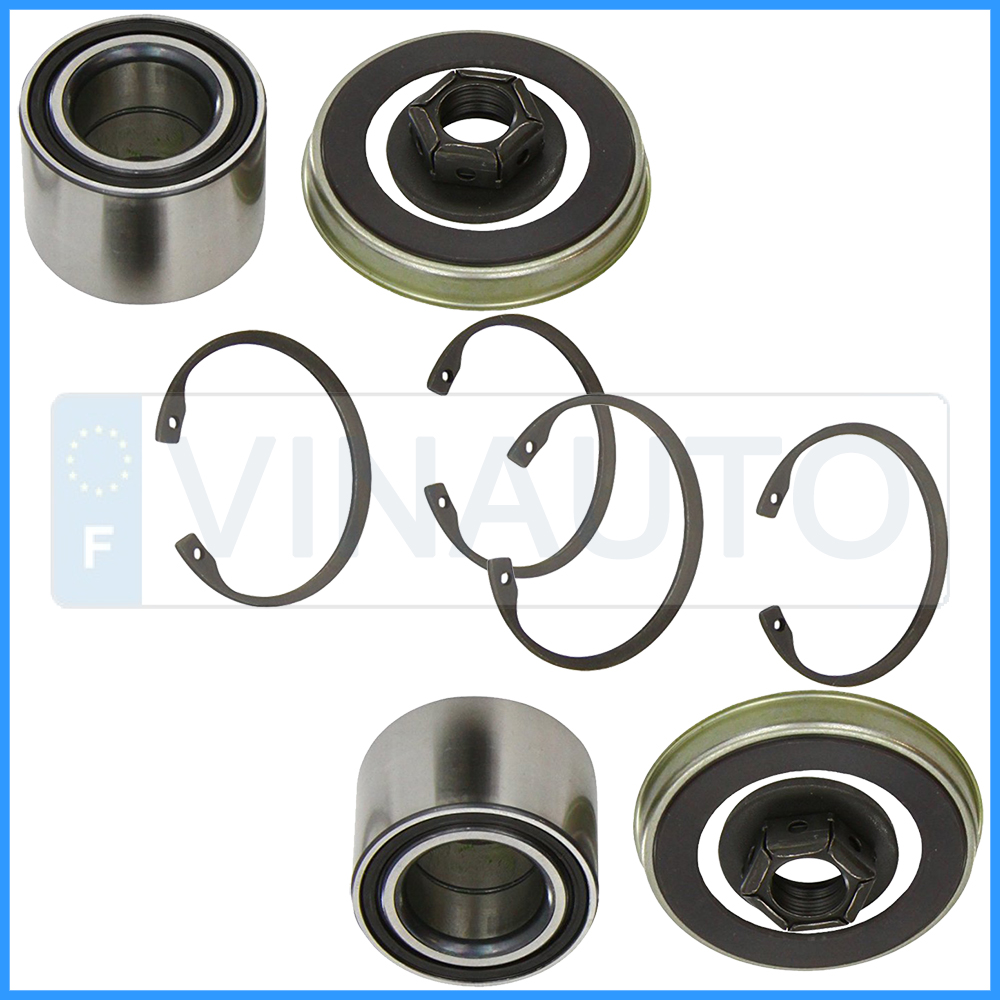 KIT-2-ROULEMENTS-ROUE-ARRIERE-MAZDA-2-DY-02-03-10-07